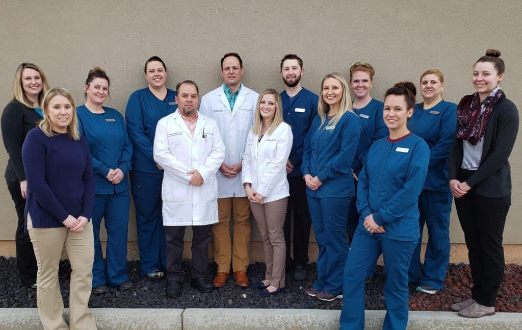 Laramie Dental Arts Staff