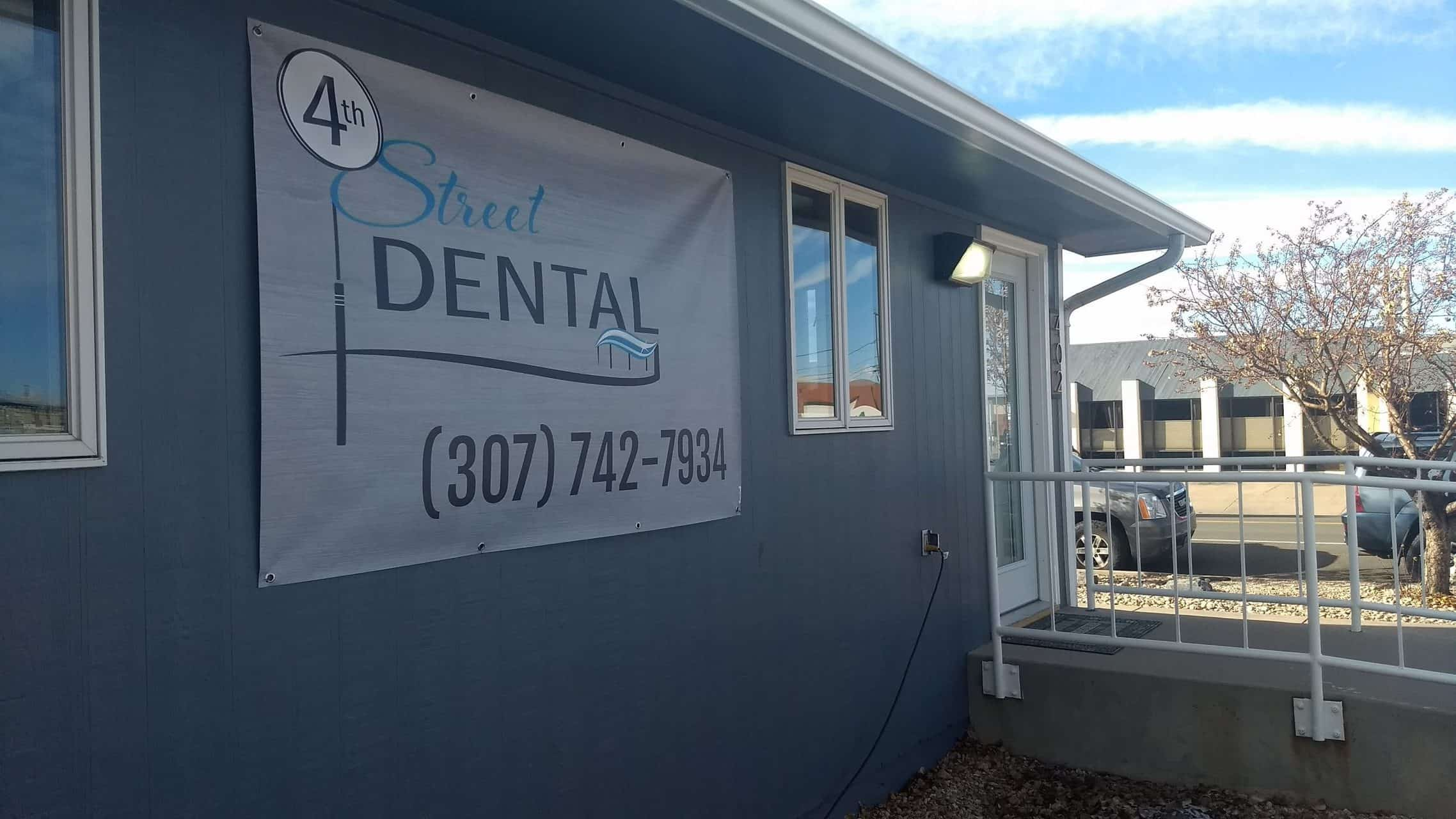 4th Street Dental Exterior